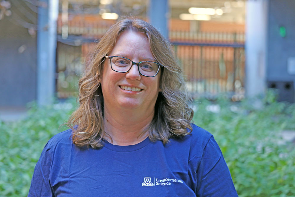 Melanie Swanson is an Arizona Online student studying environmental science