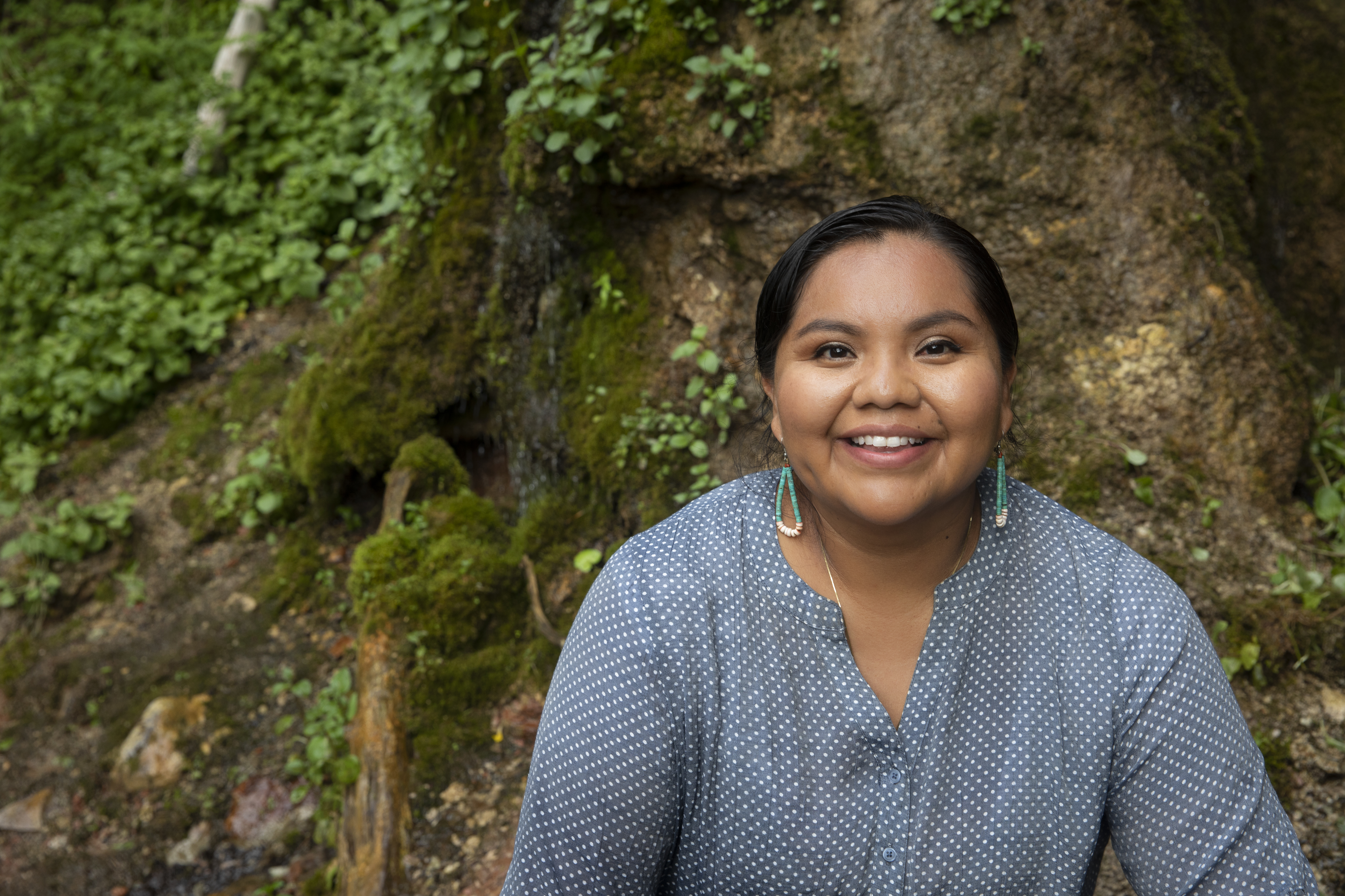 Nikki Tulley is an environmental science doctoral student