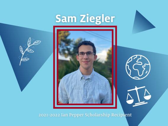 Dr. Ian Pepper Scholar