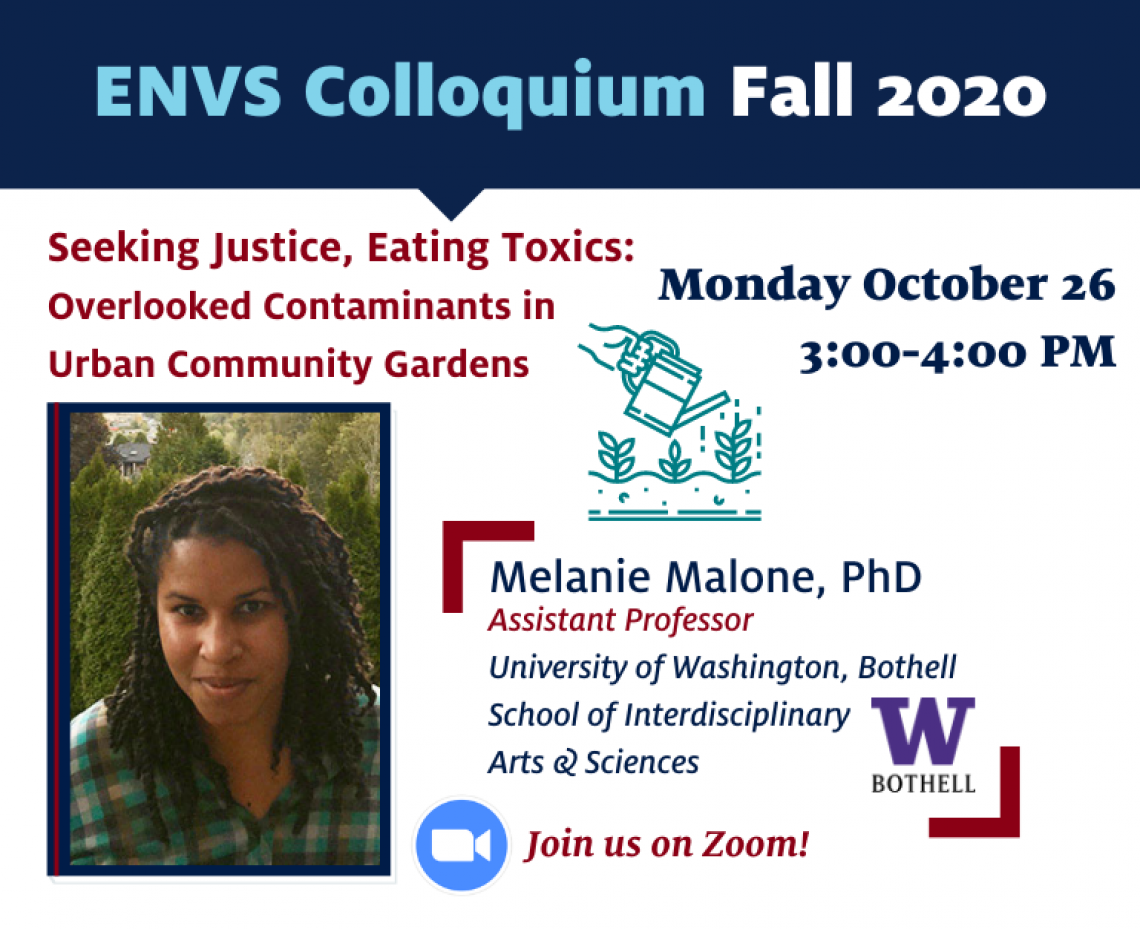 ENVS Colloquium Fall 2020