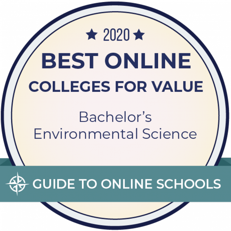 Our online degree was voted #2 for best value
