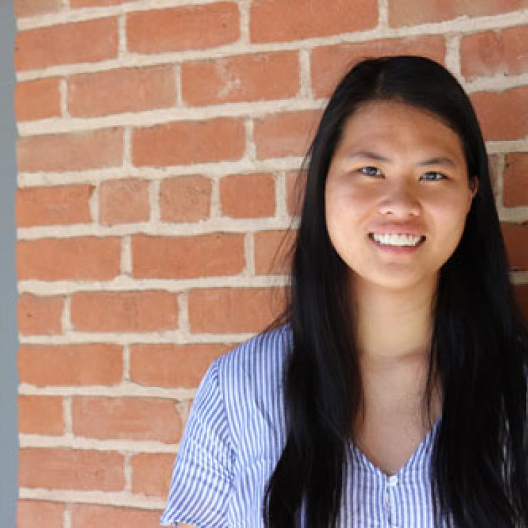 Lia is an environmental science major studying mine reclaimation