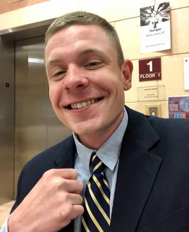 Alumnus Stefan walston